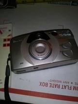 Canon Sure Shot 85 Zoom Platinum 35mm Point & Shoot Film Camera- Manual ... - $9.69