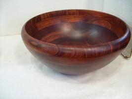 "Wooden Salad Serving Bowl, Woodenware, 11"" x 5.5"",  B4 - ₨2,140.49 INR"