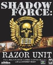 Shadow Force: Razor Unit - PC [Windows 98] - $9.79