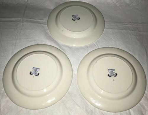 HAZELBURY by Laura Ashley, Small Side Bread and Butter Floral Plates (3) EUC image 6