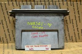 2008 Ford Escape Engine Control Unit ECU Module 8L8A12A650BEA 750-6e5 - $29.99