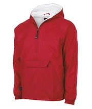 NEW CHARLES RIVER APPAREL 8905 YOUTH CLASSIC PULLOVER JACKET RED SIZE XL - $34.99