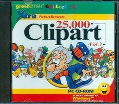 25k Clipart Vol 3 - $4.99