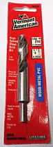 "Vermont American 10430 15/32"" High Speed Steel Drill Bit 1/4"" Shank  - $4.46"