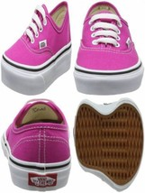 Vans Authentic, Chaussures de Running Fille  - $24.62