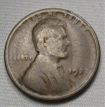1922-D Lincoln Wheat Cent GOOD Coin AE465 - $17.35