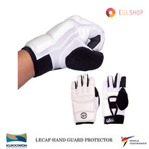 LECAF Taekwondo Hand Guard Protector Gloves WTF TKD Karate MMA Hapkido A... - $28.06