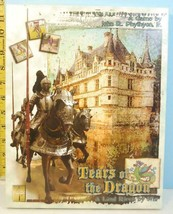 Tears of The Dragon Fantasy War Game Avalanche Press 2003 Unpunched - $29.89