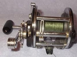 Vintage Penn Model No 210 Heavy High Speed Bait Casting Salt Water Fishing Reel - $24.95