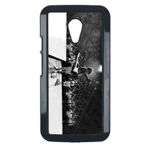 Jimi Hendrix Motorola Moto G 2nd case Customized Premium plastic phone c... - $11.87