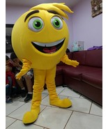 Mel Meh Emoji Movie Mascot Costume Adult Character Costume For Sale - $299.00