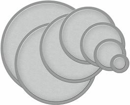 Spellbinders Nestabilities Standard Circles Small Dies S4-116 - 7 Dies