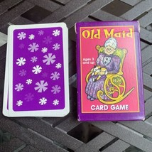 Old Maid Card Game Spanish Edition Vieille Fille - $9.89