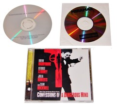 CONFESSIONS OF A DANGEROUS MIND PRESS KIT Photography CD, CD Soundtrack,... - $14.99