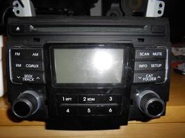 2011 Hyundai Sonata Oem Radio Stereo MP3 Xm Cd Player Bluetooth Aux 96180-3Q000 - $43.00