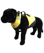 First Watch Flotation Dog Vest - Hi-Visibility Yellow - Medium - $43.09