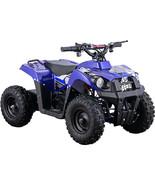 Battery Powered Four Wheeler 36V 500W Ride On Electric Quad ATV Parent C... - $583.06