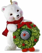 Hallmark  Decking the Halls Snowball and Tuxedo Series  Keepsake Ornamen... - $17.67