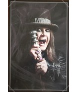 Ozzy Osbourne 'Ordinary man' 12 x 18 Promo Music Poster, new - $19.95
