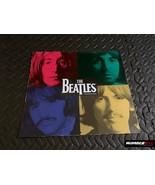 Vintage 1995 Beatles Rock Band-Ringo John Paul George Scrapbook Calendar - $18.80
