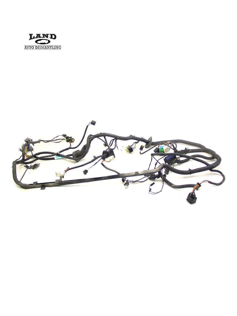 Jaguar X100 Engine Motor Wire Wiring Harness And Similar Items Lh Front Bumper Lights