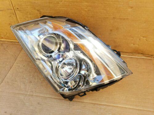 08-13 Cadillac CTS 4 door Sedan Halogen Headlight Lamp Passenger Right RH