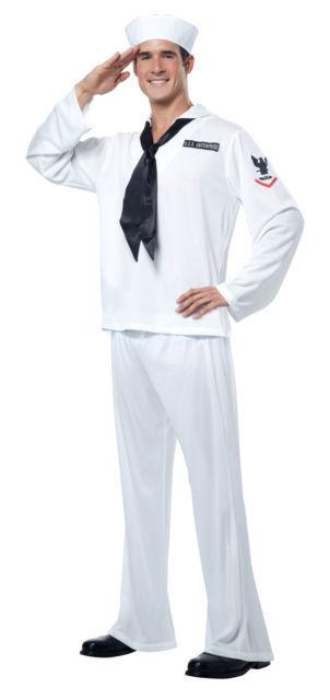 Men's Sailor Costume
