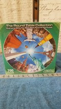 Legendary Landmarks The Round Table Collection 500 Piece Puzzle - NEW - $9.50