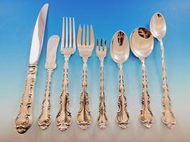 Strasbourg by Gorham Sterling Silver Flatware Set for 8 Service 76 pieces - $3,900.00