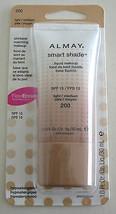 Almay Smart Shade Liquid Makeup SPF15 Light/Medium 200 Skintone Matching - $49.99