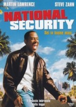 National Security Dvd image 2