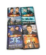 BBC Doctor Who Lot 4 HC Tennant Ecclestone Zygons Stealer Resurrection A... - $39.99