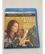 STILL ALICE BY RICHARD GLATZER AND WESTMORELAND (Blu-ray)  - $6.88