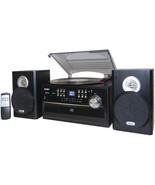 JENSEN JTA-475 3-Speed Turntable with CD, Cassette & AM/FM Stereo Radio - $144.72
