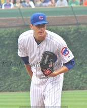 Professor Chicago Cubs Kyle Hendricks Pitcher Original Game Pic Dartmout... - $3.99+