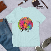 Don't Be A Salty Shirt, Funny  Shirt, Retro Shirt, Gift for Her, Gift For Him,Fu - $19.00+