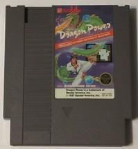 Dragon Power (Nintendo Entertainment System, 1988) NES - $8.11