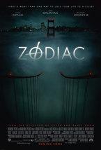 Zodiac Poster Jake Gyllenhaal Robert Downey Jr. Mark Ruffalo Movie Art P... - $10.90+
