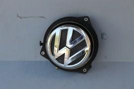 12-16 Volkswagen VW Beetle Trunk Lid Emblem Badge Lock image 2