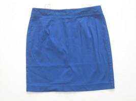 GAP Women's Crisp Royal Blue Skirt - 2 - NWT - $10.99