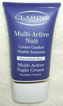Clarins Multi-Active Prevention Plus Night Cream  - $11.98
