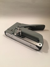 Vintage 60s Flat Grey Swingline #101 Tacker (Staple Gun)