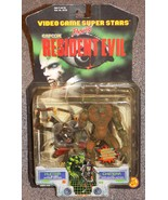 1998 Capcom Resident Evil Hunter & Chimera Action Figures New In The Pac... - $24.99