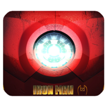 Mouse Pads Super Heroes Movie Avengers Series Iron Man Power Anime Mousepads - $6.00