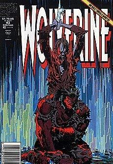 Wolverine #43 [Comic] [Jan 01, 1988] Marvel