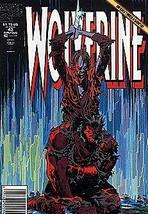 Wolverine #43 [Comic] [Jan 01, 1988] Marvel - $3.91