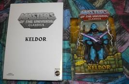 Keldor MOTUC Masters of the Universe Classics MOSC MOC Skeletor He-Man - $83.00
