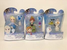 NEW Disney Frozen Little Kingdom LOT Elsa Anna ... - $18.76