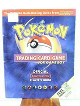 VINTAGE POKEMON TRADING CARD GAME GUIDE FOR GAMEBOY - $29.65