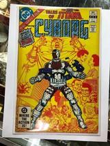 Tales Of Cyborg #1 (1982) 8.5 VF Dc Key Issue Comic New Teen Titans Mini Series - $29.40